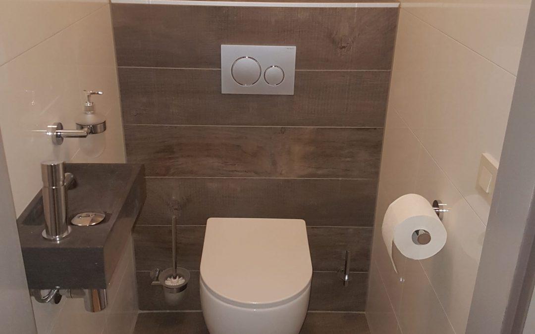 Project Toilet Wouw januari 2019