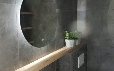 Project badkamer Steenbergen mei 2019