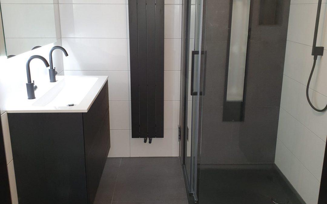 Badkamer Bergen op Zoom – oktober 2019