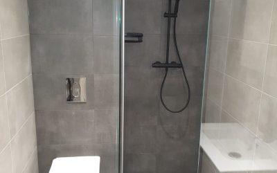 badkamer Numansdorp december 2019
