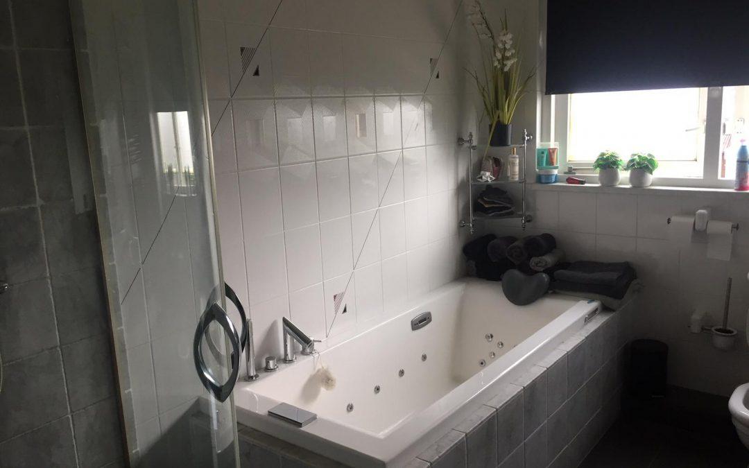 Project badkamer Steenbergen Februari 2020