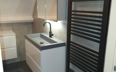 Project badkamer Krabbendijke maart 2020