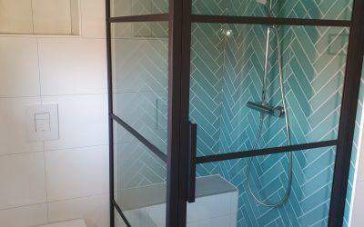 badkamer Halsteren juni 2020