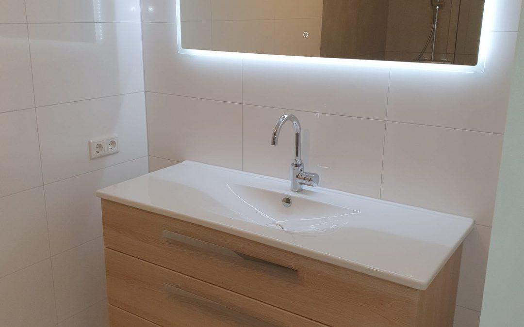 Badkamer Tholen februari 2021