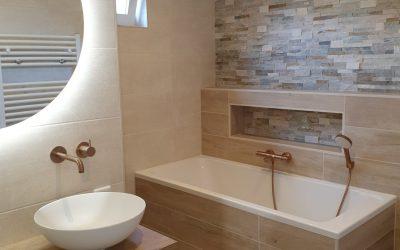 badkamer Bergen op Zoom juli 2021